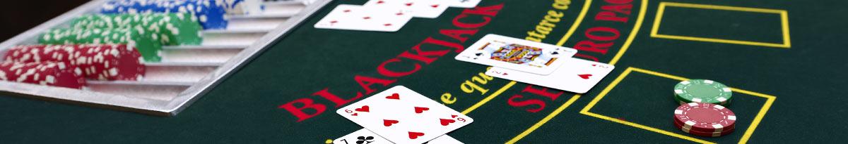 Osnovna blackjack strategija