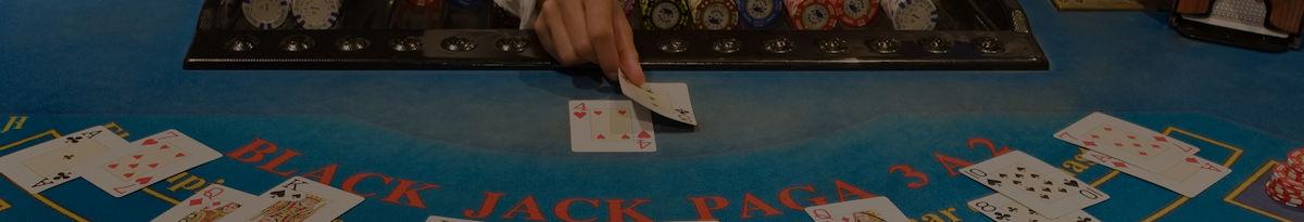 LIVE blackjack u online kasinu