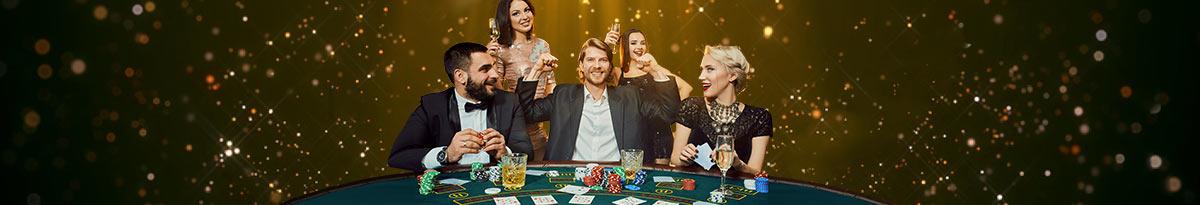 Uzbuđenje igranja kasino igara s kartama